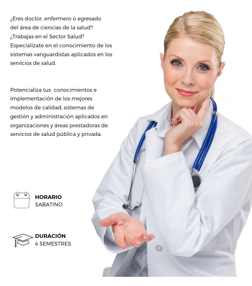 Por si trabajas en sector salud